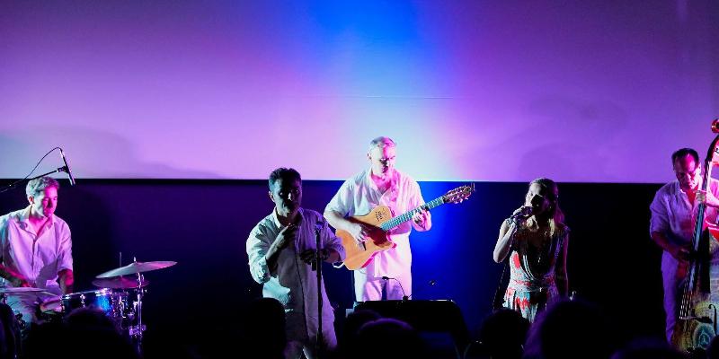 Luc Ramirez, groupe de musique Soul en représentation à Alpes Maritimes - photo de couverture n° 3