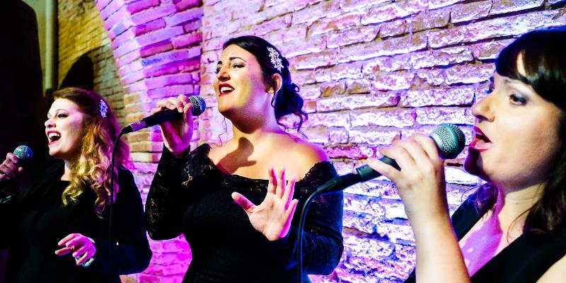 Harmony Graces, groupe de musique Chanteur en représentation à Haute Garonne - photo de couverture n° 1