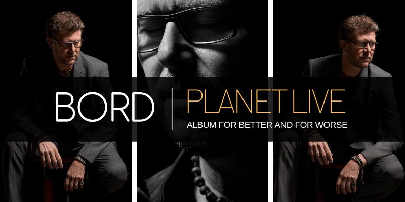 BORD, groupe de musique Pop en représentation à Paris - photo de couverture