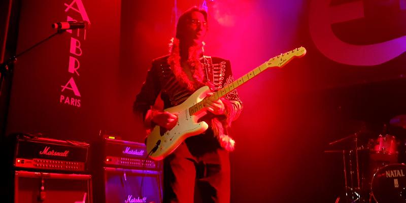 Les Compl'Auteurs, groupe de musique Rock en représentation - photo de couverture n° 2