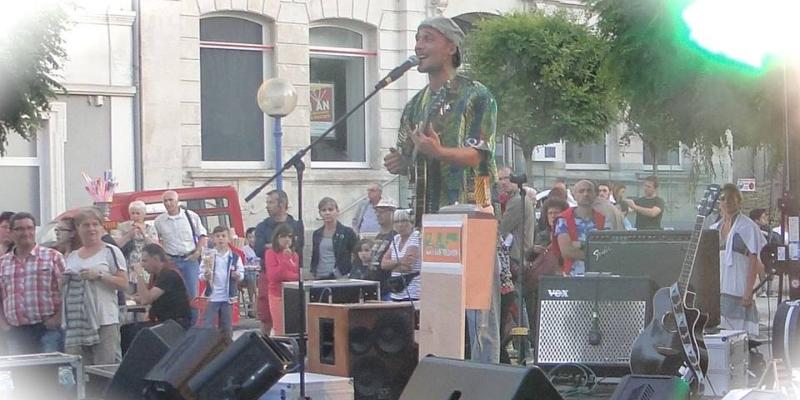 Route sans frontière, musicien Reggae en représentation à Vendée - photo de couverture n° 1