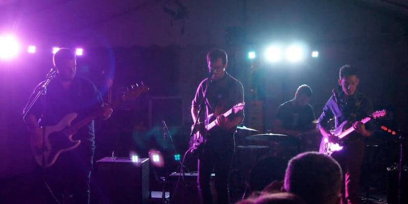 Dandelion & Burdock - Arctic Monkeys tribute band, groupe de musique Rock en représentation à Ardennes - photo de couverture n° 1