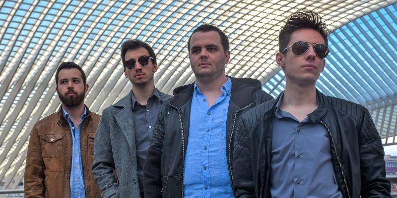 Dandelion & Burdock - Arctic Monkeys tribute band, groupe de musique Rock en représentation à Ardennes - photo de couverture n° 2