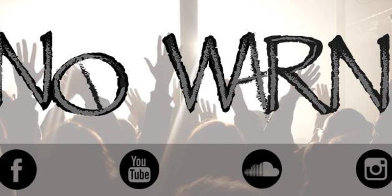 NO WARN, groupe de musique Rock en représentation - photo de couverture