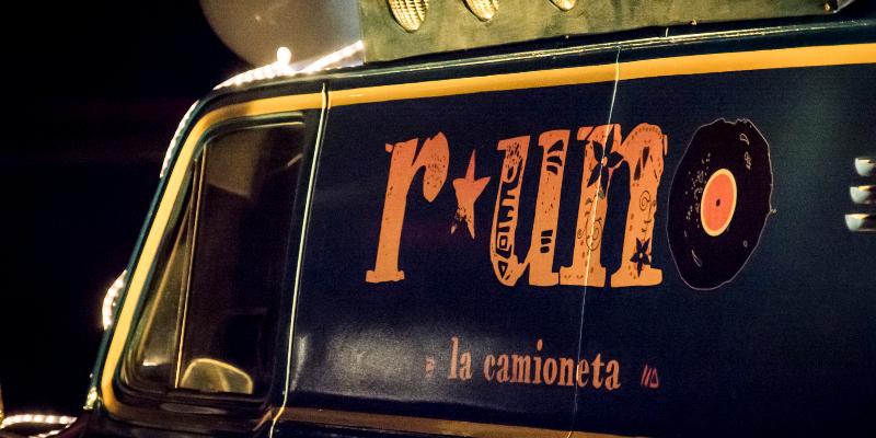 R★UNO   LA CAMIONETA, DJ Dj en représentation à Vendée - photo de couverture n° 2