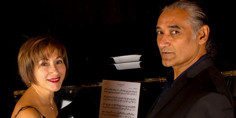 Monumental Tango, musicien Tango en représentation à Paris - photo de couverture n° 1