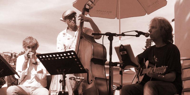 Dr Blues & Mr Rag, groupe de musique Acoustique en représentation à Alpes Maritimes - photo de couverture n° 1