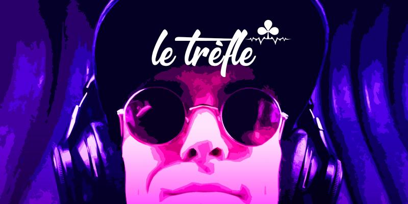 Le Trèfle, musicien Electronique en représentation à Paris - photo de couverture