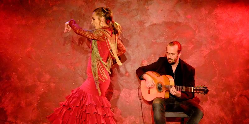 FLAMENCO, groupe de musique Flamenco en représentation à Seine et Marne - photo de couverture n° 1