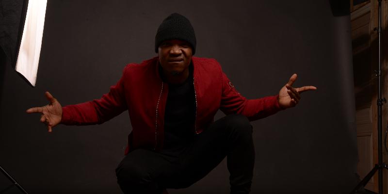 DIJAYZÉ, musicien Hip-Hop en représentation à Loire Atlantique - photo de couverture n° 1