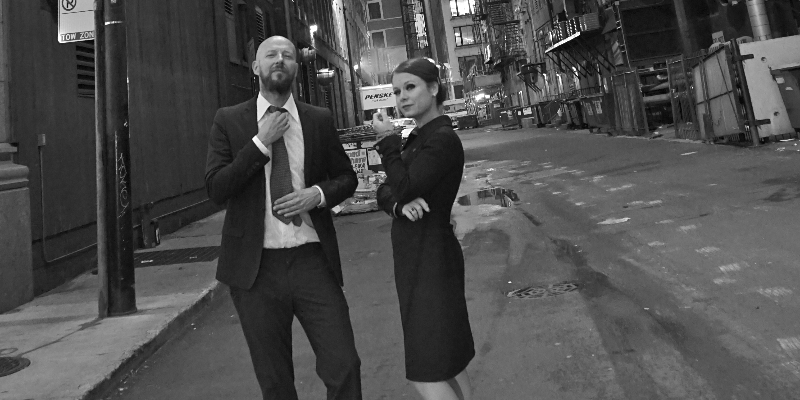 Mr & Mrs MARVEL, musicien Chanteur en représentation à Pyrénées Orientales - photo de couverture n° 3