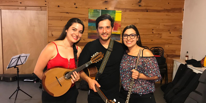 Trio Caribe, groupe de musique Musiques du monde en représentation à Paris - photo de couverture n° 2
