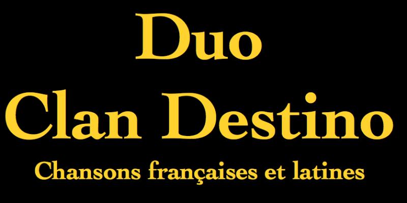 Duo Clan Destino, musicien Chanteur en représentation à Aude - photo de couverture
