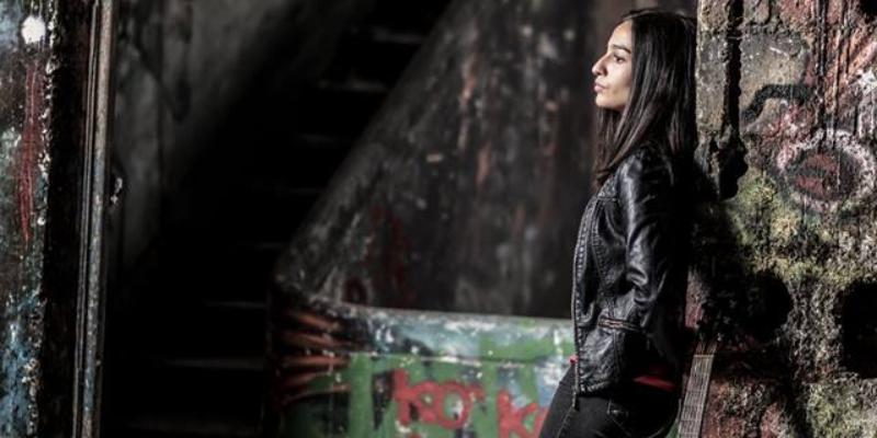 Sirine beghdadi, musicien Rock en représentation à Nord - photo de couverture n° 2