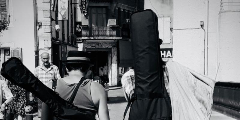 The Updrafters, musicien Indie en représentation à Ariège - photo de couverture n° 2