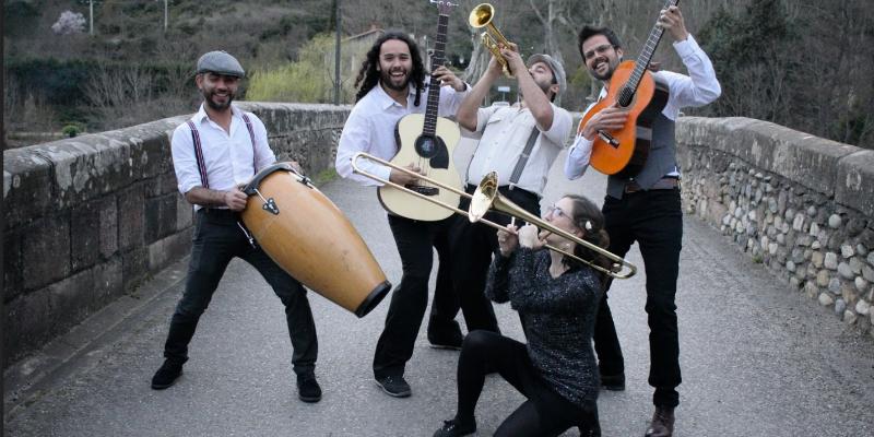 La 45, groupe de musique Musiques du monde en représentation à Haute Garonne - photo de couverture