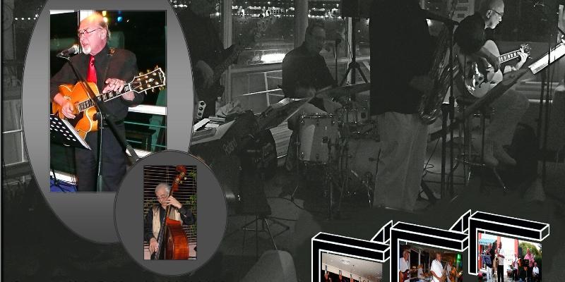 robin, groupe de musique Jazz en représentation à Seine Saint Denis - photo de couverture