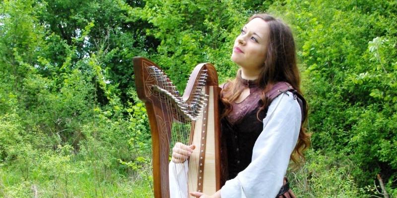 Cécile Branche, musicien Musique Irlandaise en représentation à Somme - photo de couverture n° 2
