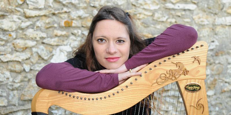 Cécile Branche, musicien Musique Irlandaise en représentation à Somme - photo de couverture n° 3