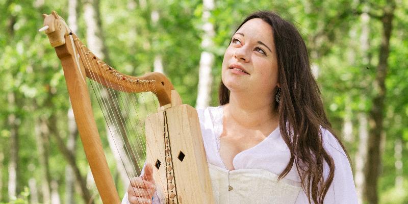 Cécile Branche, musicien Musique Irlandaise en représentation à Somme - photo de couverture n° 1