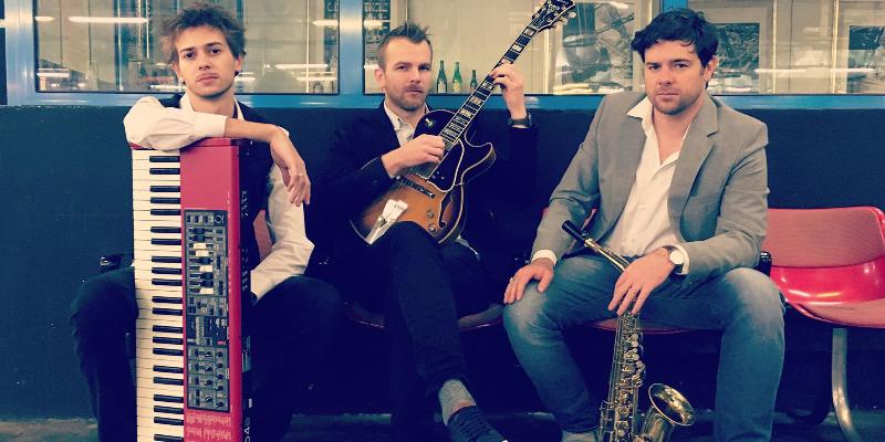 Blue Monkeys, musicien Jazz en représentation à Hérault - photo de couverture
