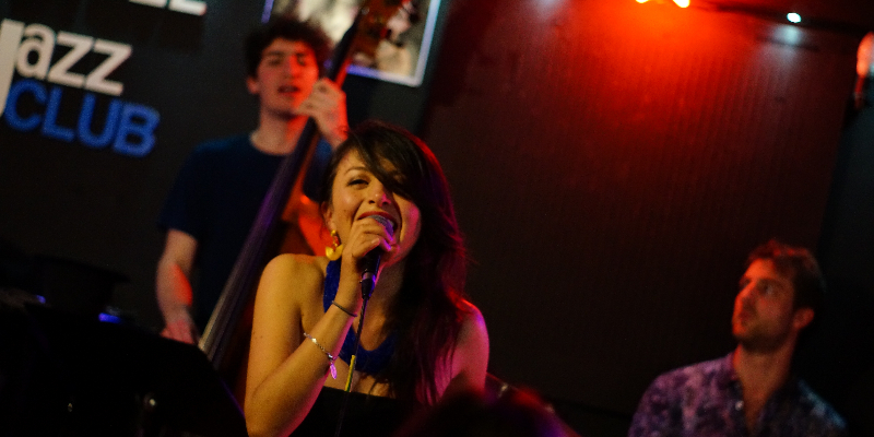 Andreïa Latin-Jazz, musicien Jazz en représentation à Paris - photo de couverture n° 2