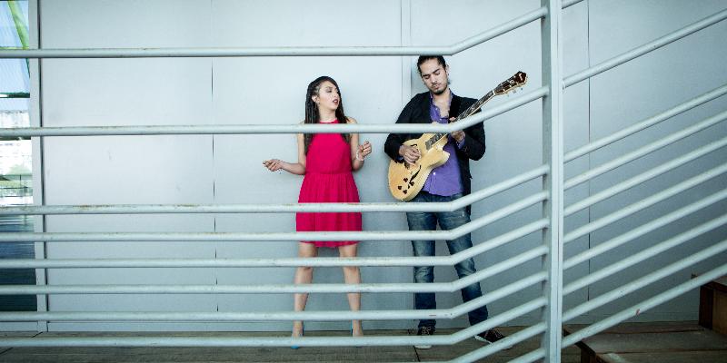 Andreïa Latin-Jazz, musicien Jazz en représentation à Paris - photo de couverture n° 3