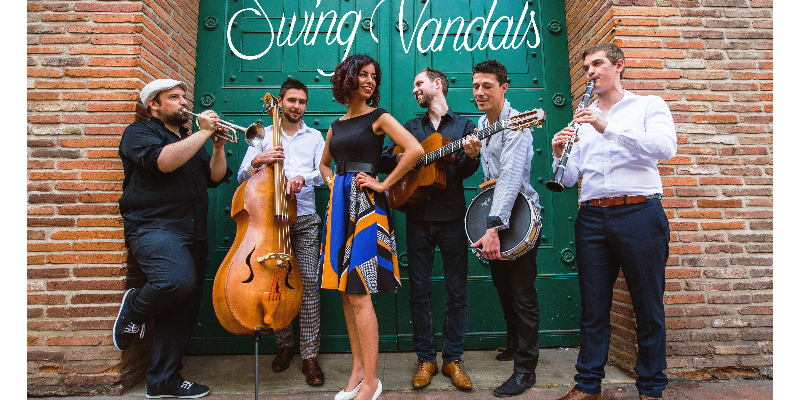 Swing Vandals, groupe de musique Jazz en représentation à Haute Garonne - photo de couverture n° 2