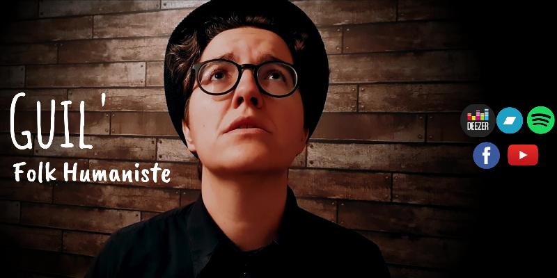 Guil', musicien Chanteur en représentation à Moselle - photo de couverture