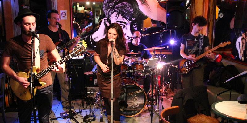 l'elu terrien, groupe de musique Rock en représentation à Saône et Loire - photo de couverture n° 2
