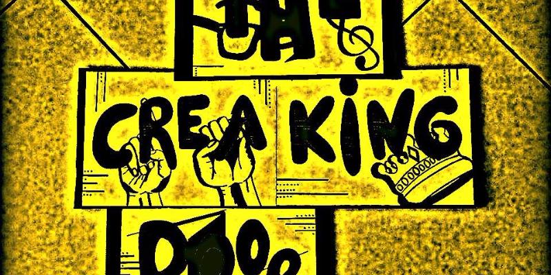 The Creaking Door, groupe de musique Rock en représentation - photo de couverture n° 2