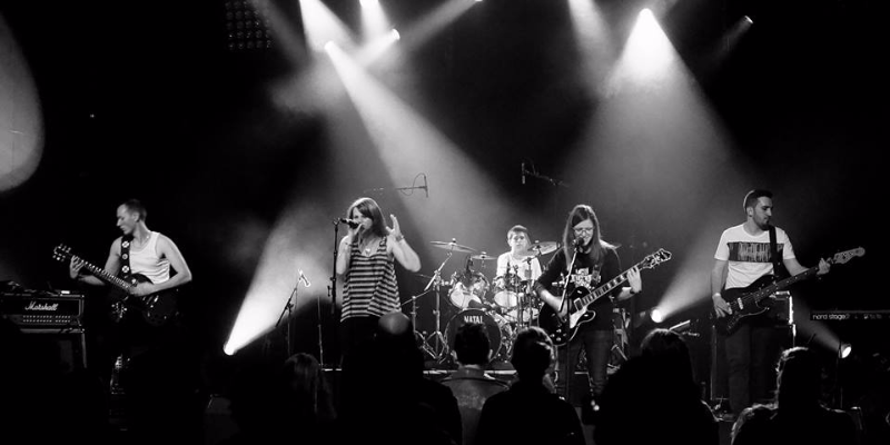 The Creaking Door, groupe de musique Rock en représentation - photo de couverture n° 3