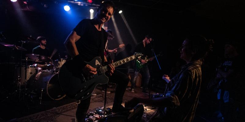 French Fighters, groupe de musique Rock en représentation à Gironde - photo de couverture n° 2