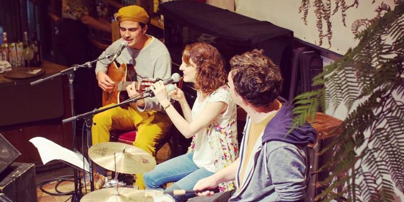 JOIA, musicien Musiques du monde en représentation à Val de Marne - photo de couverture n° 3
