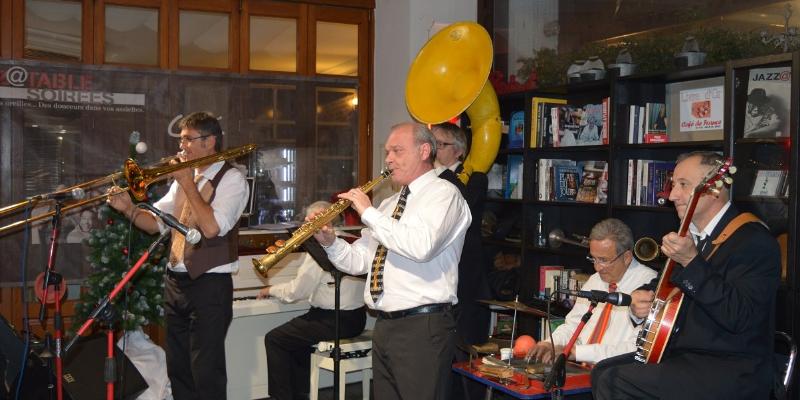 HOT JAZZ BROTHERS, groupe de musique Jazz en représentation à Gard - photo de couverture n° 3
