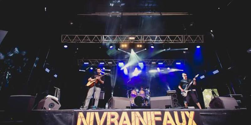 NivraiNifaux , groupe de musique Rock en représentation à Indre et Loire - photo de couverture