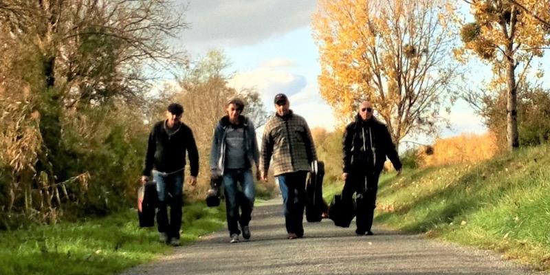 Les Gratteux de Guitares, groupe de musique Acoustique en représentation à Loire Atlantique - photo de couverture