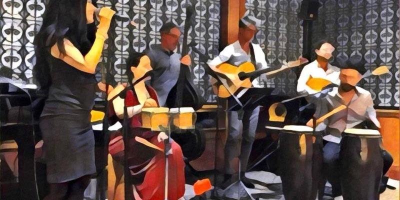 Cafe Con Leche, groupe de musique Musiques du monde en représentation à Paris - photo de couverture n° 1