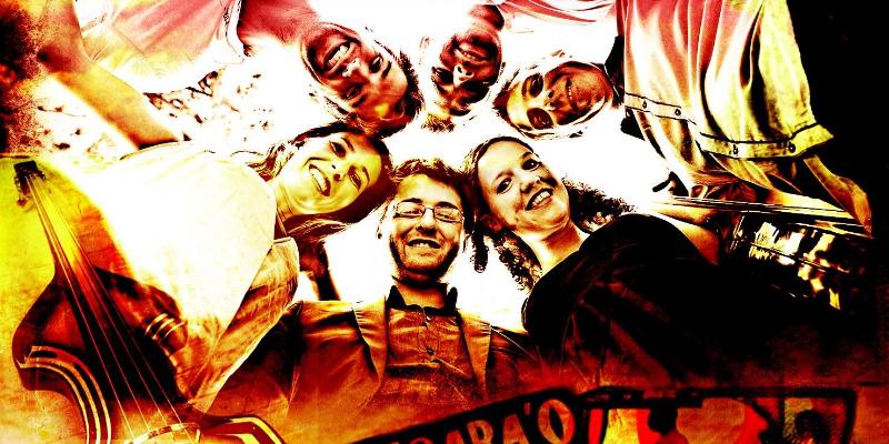 Cafe Con Leche, groupe de musique Musiques du monde en représentation à Paris - photo de couverture n° 3