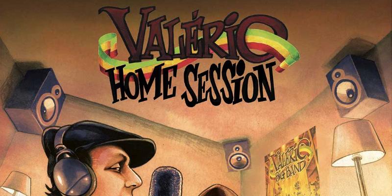 Valério Big Band, groupe de musique Reggae en représentation à Paris - photo de couverture n° 3