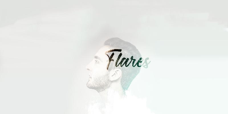 Flares, musicien Acoustique en représentation à Paris - photo de couverture
