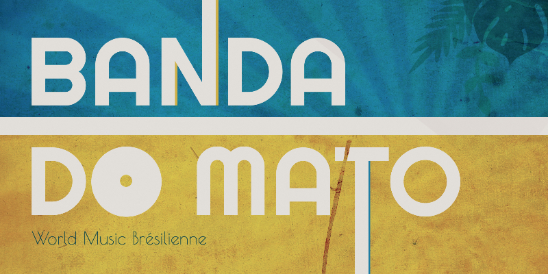 Banda Do Mato, groupe de musique Musique Brésilienne en représentation à Lot - photo de couverture