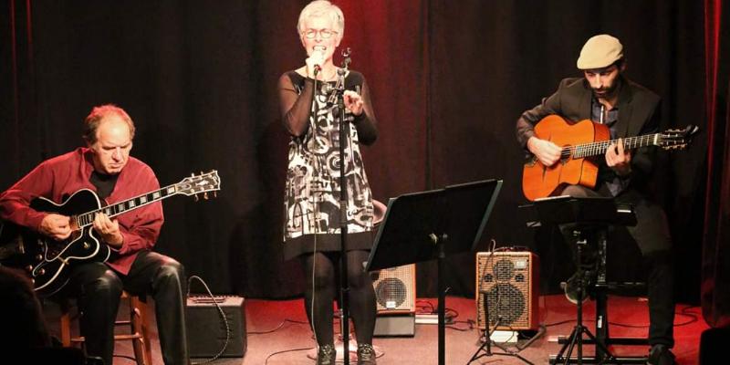 Toto swing, groupe de musique Jazz en représentation à Dordogne - photo de couverture