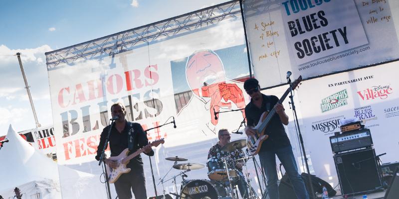 Fred Cruveiller Blues Band, groupe de musique Blues en représentation à Haute Garonne - photo de couverture