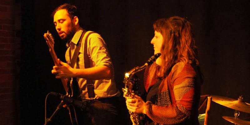 Duo Dorca, musicien Jazz en représentation à Haute Garonne - photo de couverture