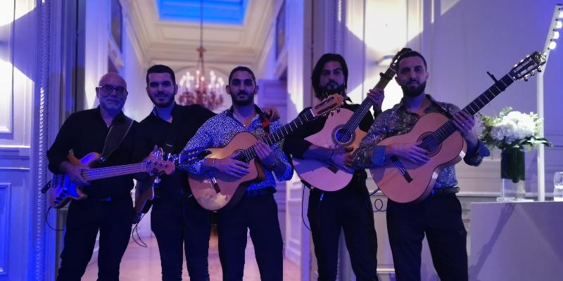 UNyDOS , groupe de musique Musiques du monde en représentation à Var - photo de couverture n° 3