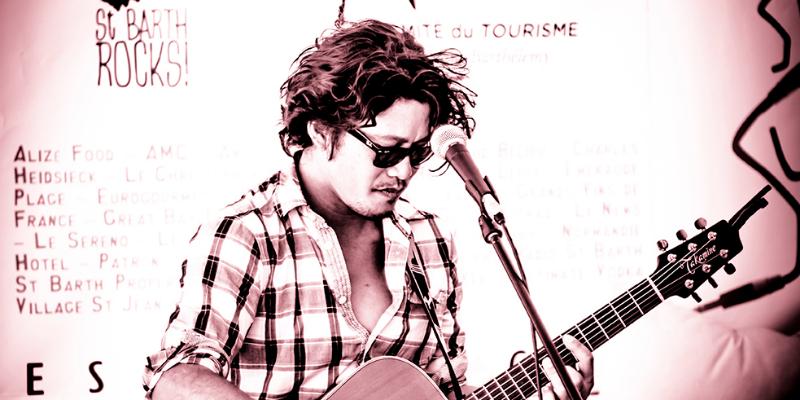 Robb TITO, musicien Chanteur en représentation à Bouches du Rhône - photo de couverture