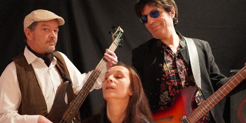 WARLUS trio, groupe de musique Rock en représentation à Hauts de Seine - photo de couverture n° 1