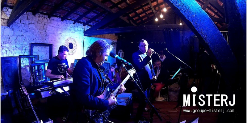 Mister J, groupe de musique Généraliste en représentation à Charente Maritime - photo de couverture n° 3