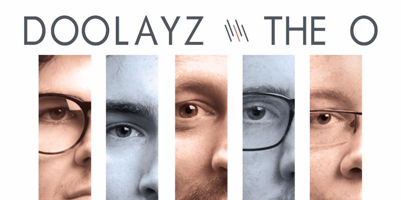 Doolayz & The O, groupe de musique Chanteur en représentation - photo de couverture